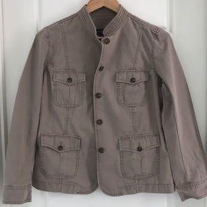 Banana Republic Safari Style Wmns Jacket sz Large